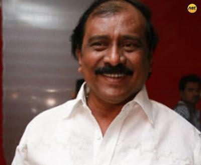 Lyricist R.V. Udayakumar