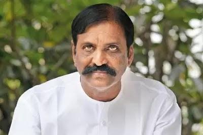 Lyricist Vairamuthu