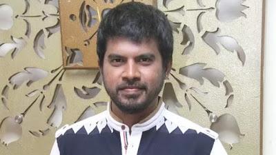 Lyricist Pa.Vijay